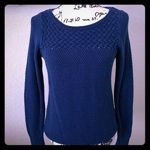 Loft sweater.